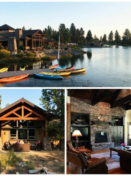 Weekend in Sunriver Resort, Central Oregon