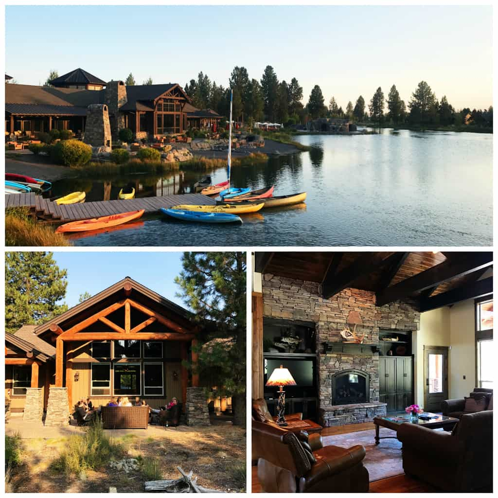 Caldera Springs In Sunriver Resort Oregon Reluctant