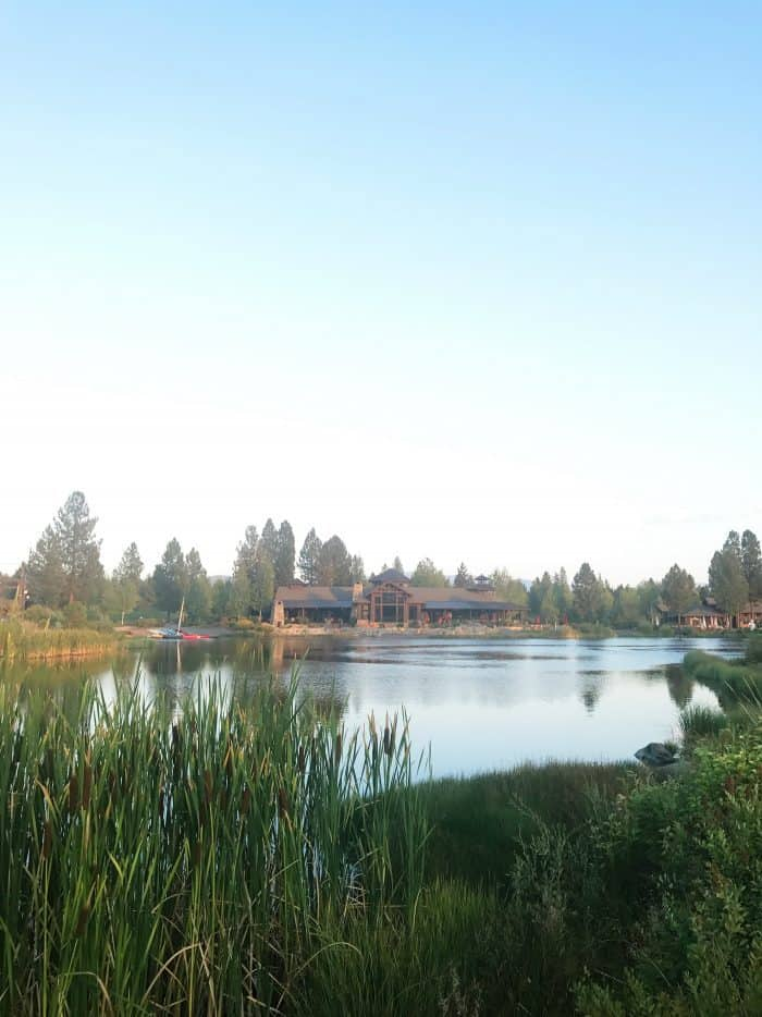 Caldera Springs In Sunriver Resort, Oregon