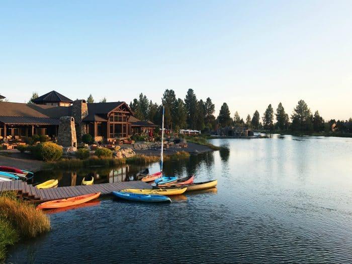 Caldera Springs in Sunriver Resort, Oregon