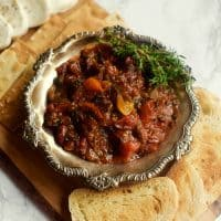 Sweet and Spicy Tomato Basil Spread