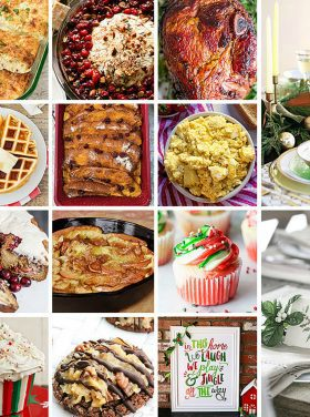 Epic Christmas Holiday Brunch