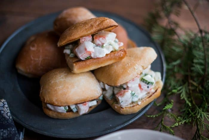 Easy Lobster Roll Sandwich Recipe - Reluctant Entertainer