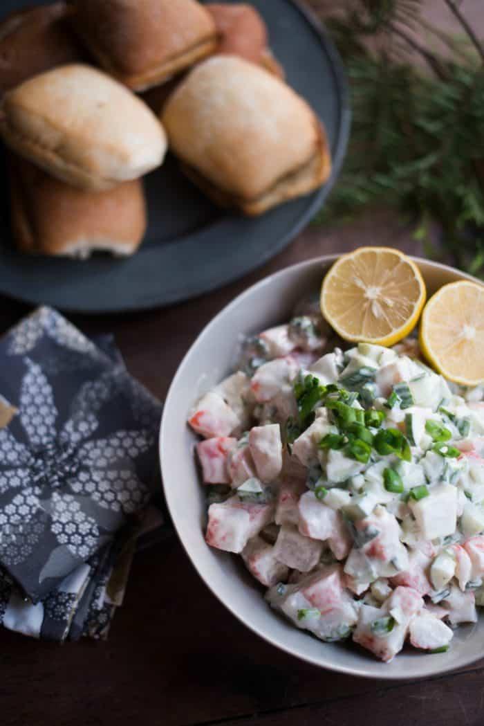 Easy Lobster Roll Sandwich Recipe