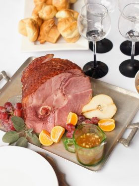 Easy Marmalade Ham Glaze Recipe