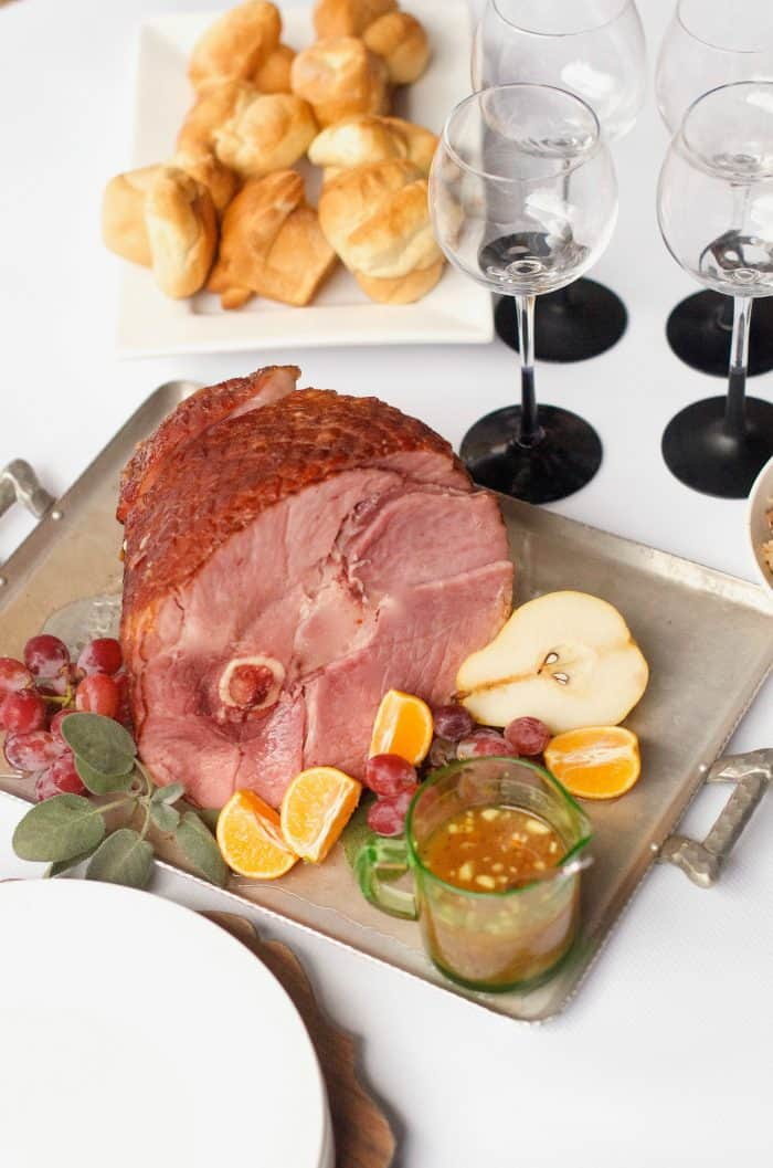 BEST Marmalade Ham Glaze Recipe