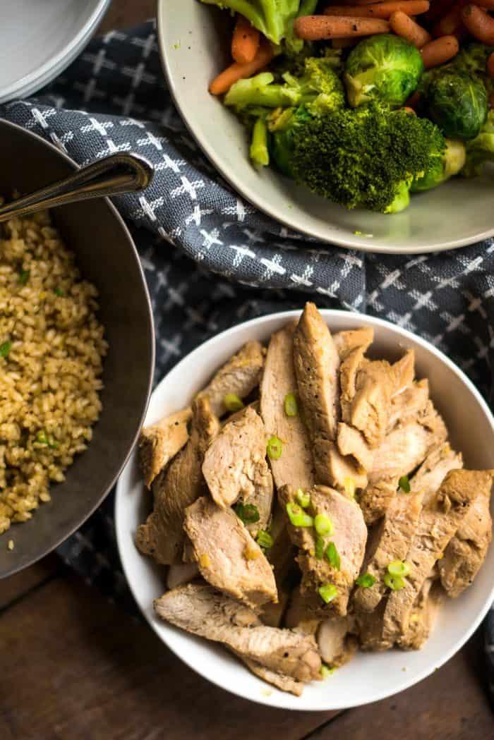 Organic Teriyaki Chicken Recipe