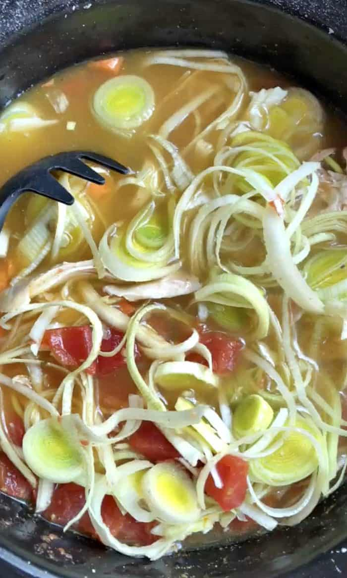 How to Make Chicken Curry Crock Pot Lentil Soup