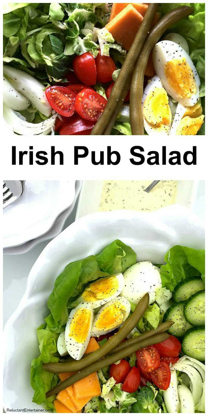 Irish Pub Salad