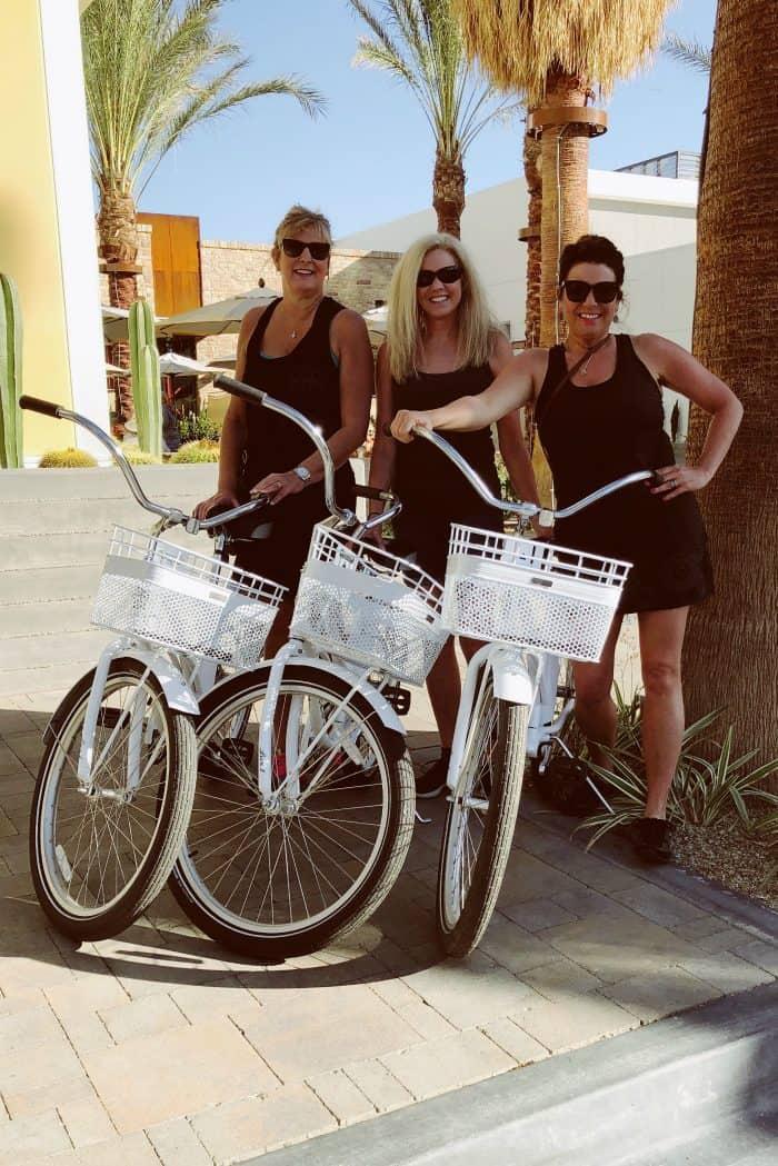 Cruisers Kimpton Rowan Hotel Palm Springs CA