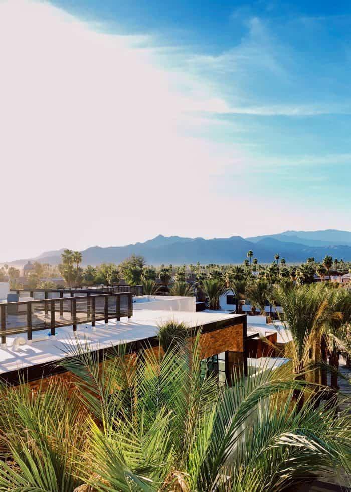 Kimpton Rowan Hotel Palm Springs CA