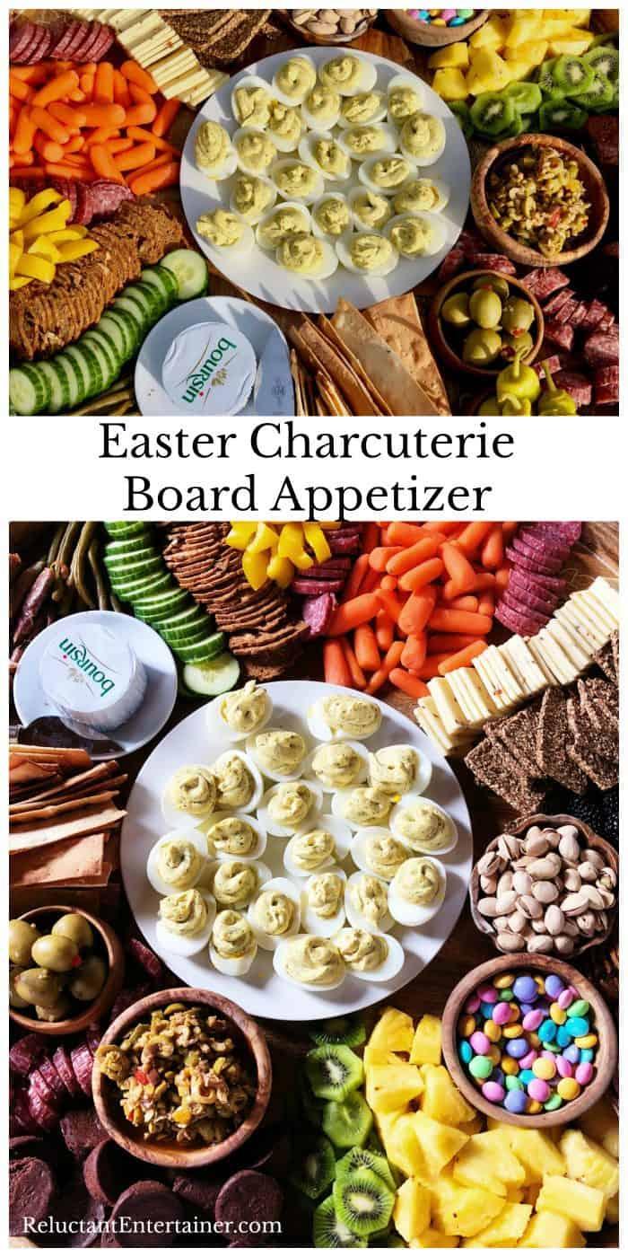 Best Easter Charcuterie Board Appetizer