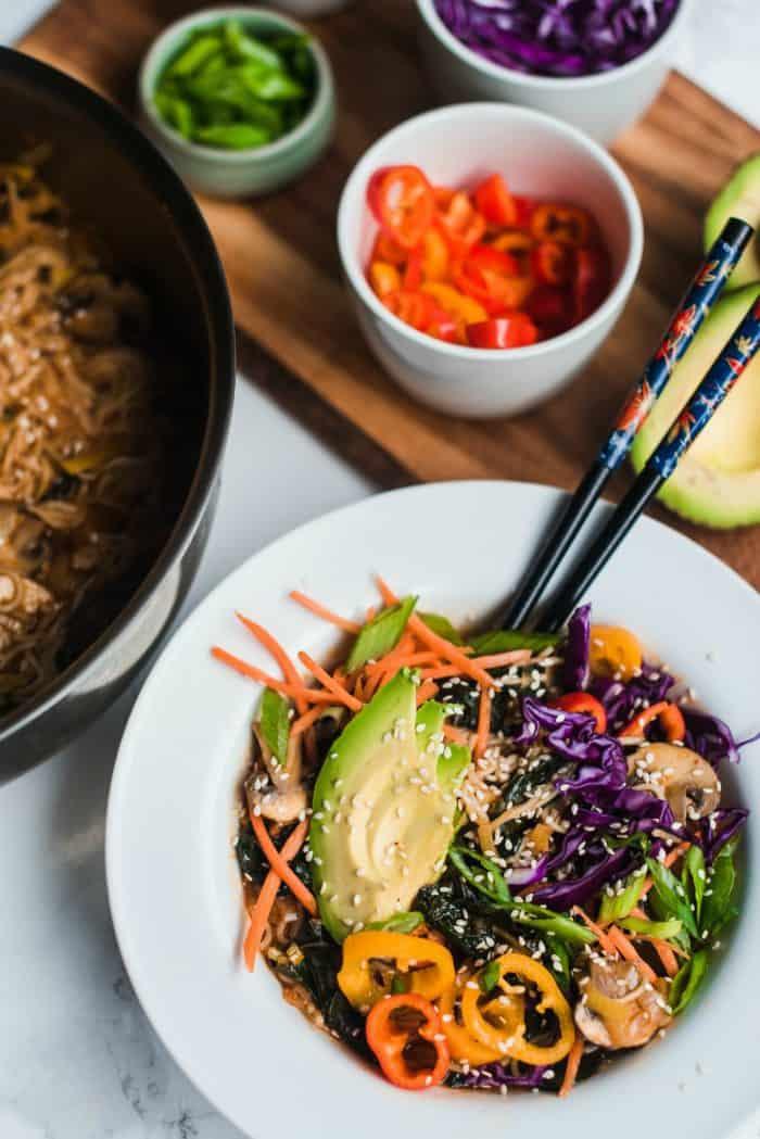 Best Ramen Noodle Bowl