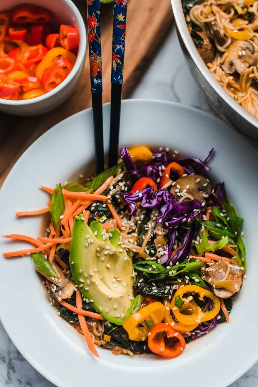 Noodles Vergetarian