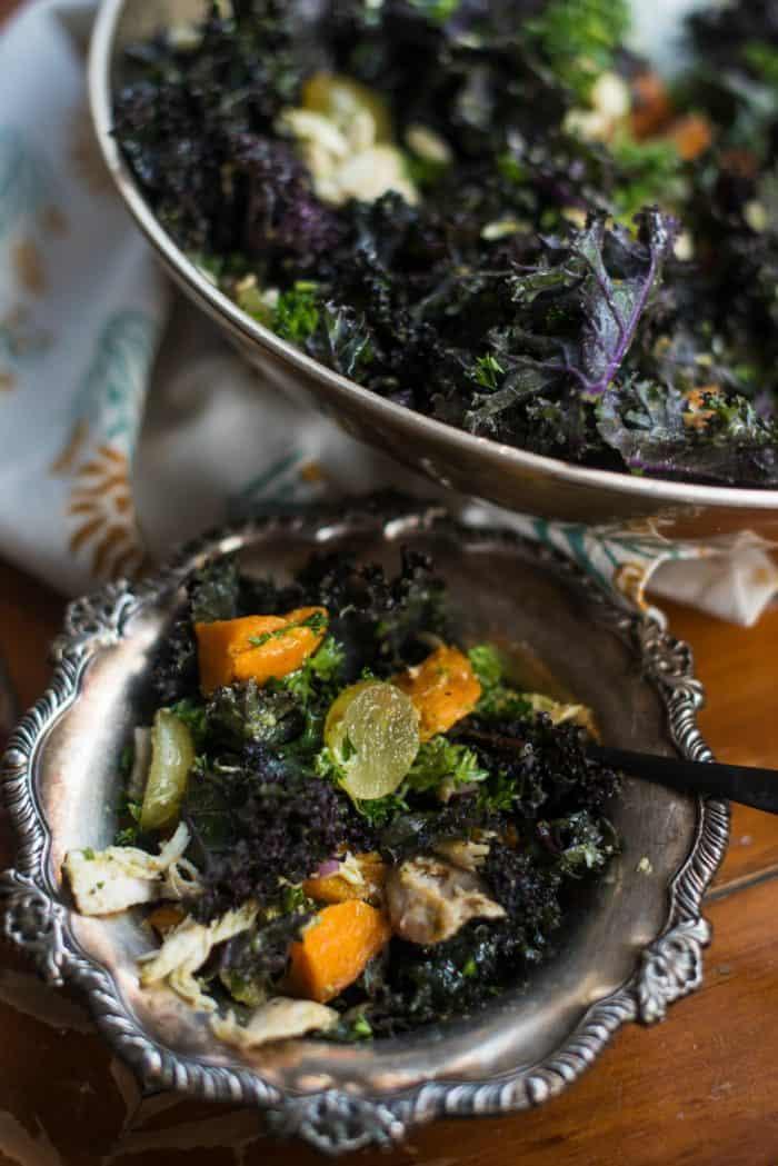 Best Chicken Kale Salad Recipe