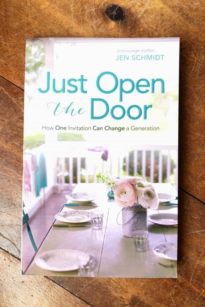 Just Open the Door