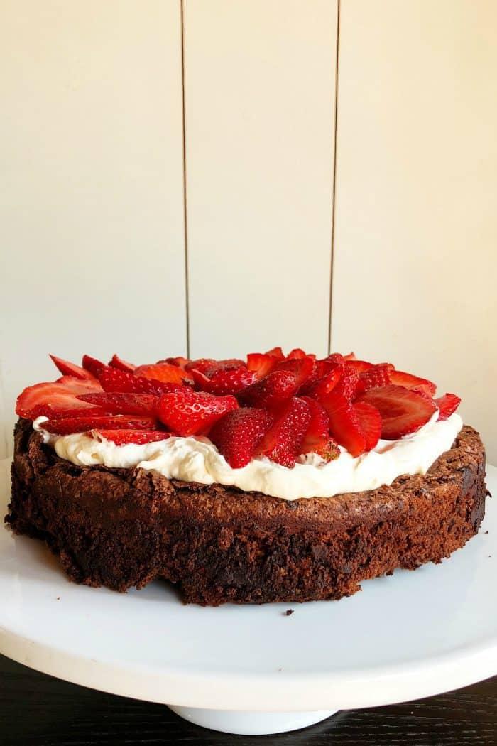 Best Flourless Chocolate Cake EVER!