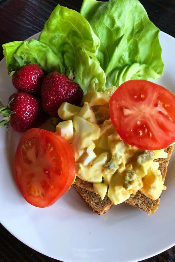 Delicious Egg Salad Sandwich Recipe