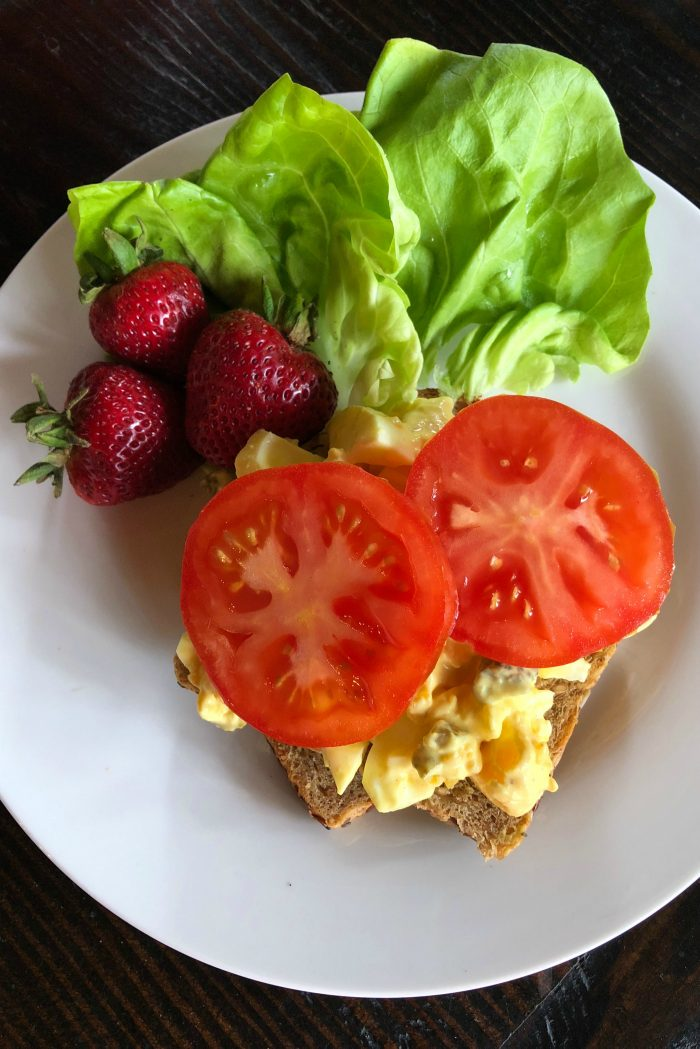 Egg Salad Sandwich Recipe