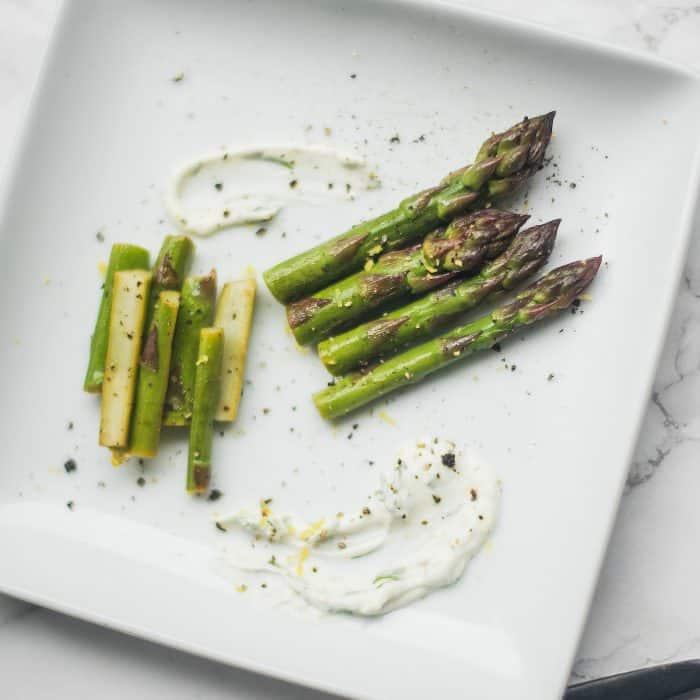 Best Butter Dill Sautéed Asparagus
