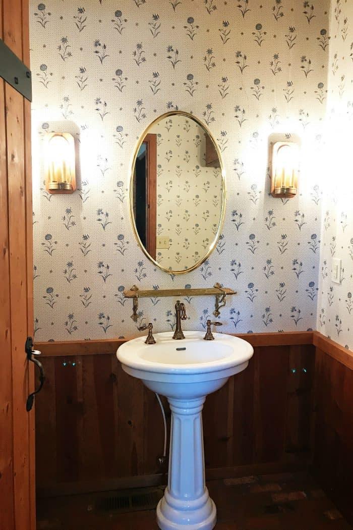 DIY Mountain Home Bathroom Remodel - BEFORE
