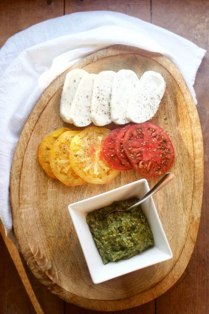 BEST Dairy-Free Cashew Pesto Recipe