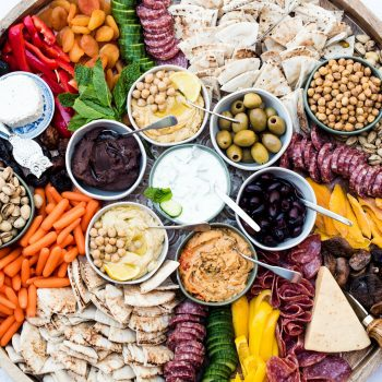 Epic Greek Charcuterie Board Reluctant Entertainer