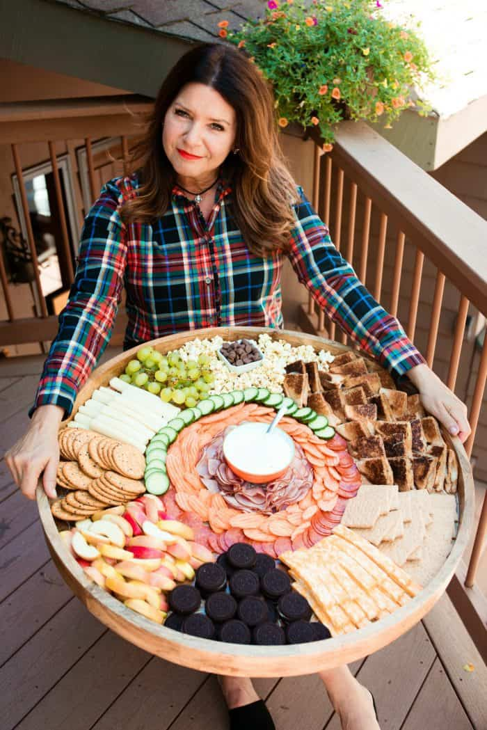 BEST Kid-Friendly Grilled Cheese Charcuterie Board