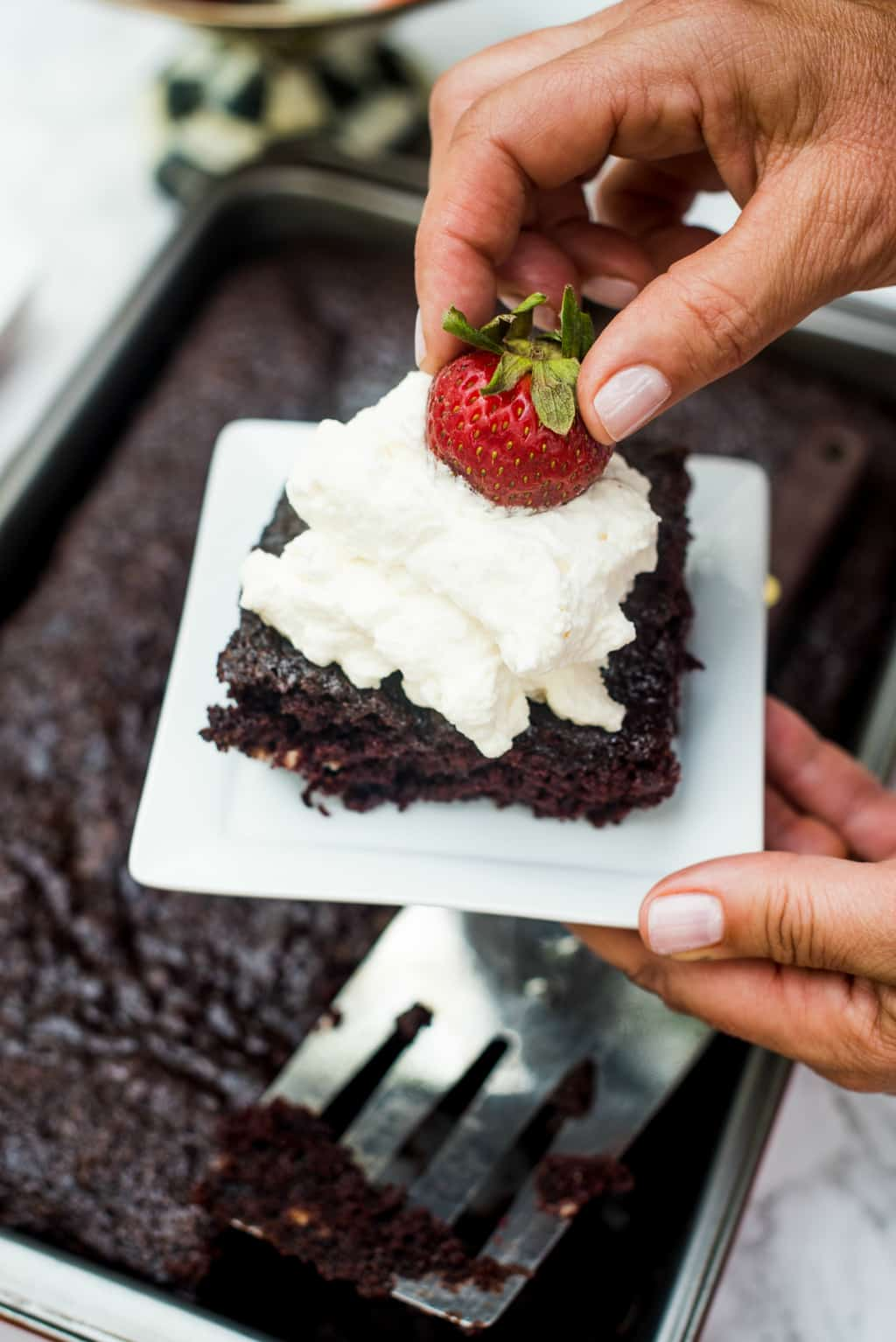Last Minute Crazy Cake Recipe Reluctant Entertainer