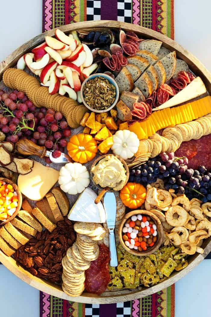Best Fall Epic Charcuterie Board Shopping List