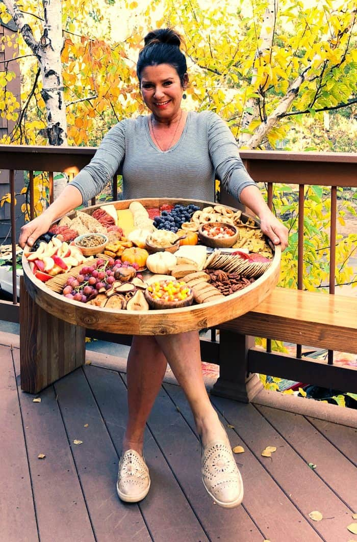 Fall Epic Charcuterie Board Reluctant Entertainer