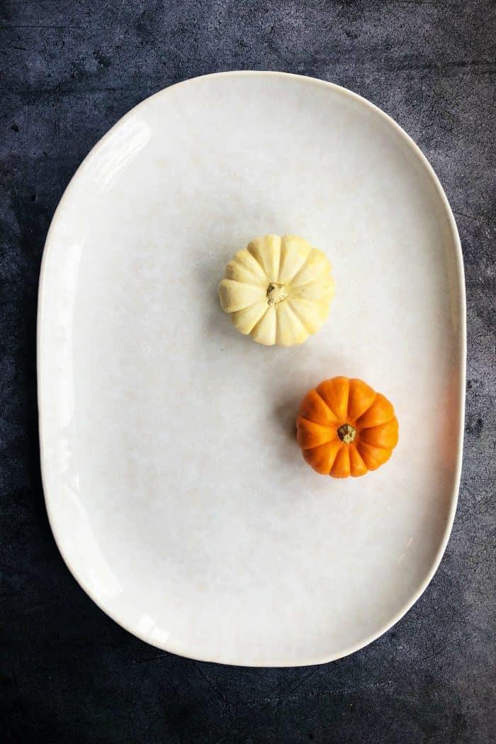 Pumpkin Spice Butternut Squash Charcuterie Board - crate n' barrel