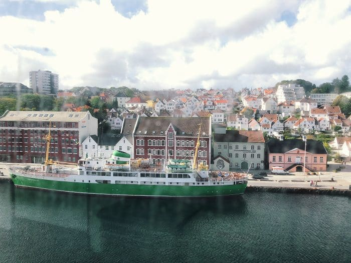 Viking Homelands Ocean Cruise - view
