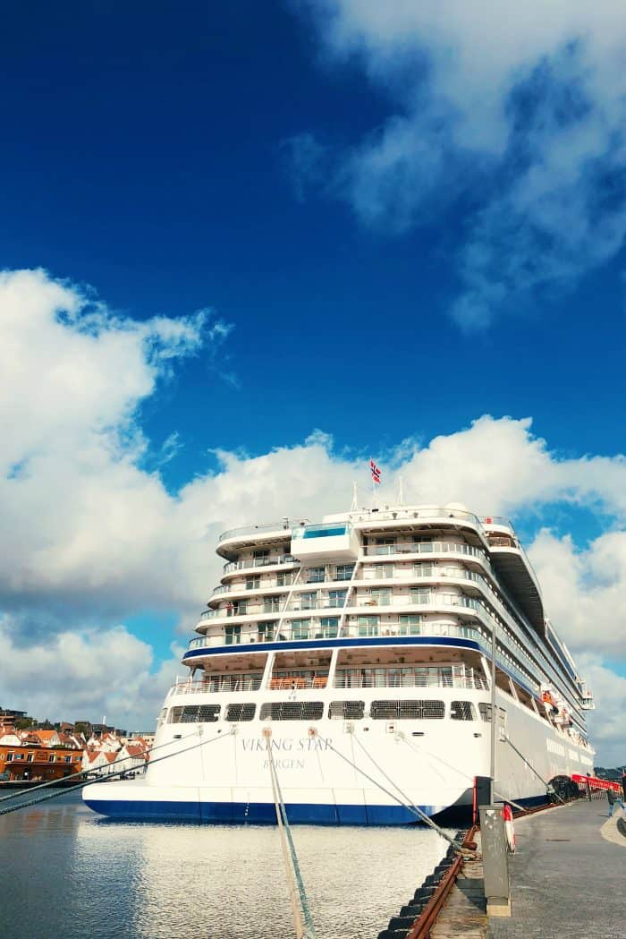 Viking Homelands Ocean Cruise - Viking Star ship