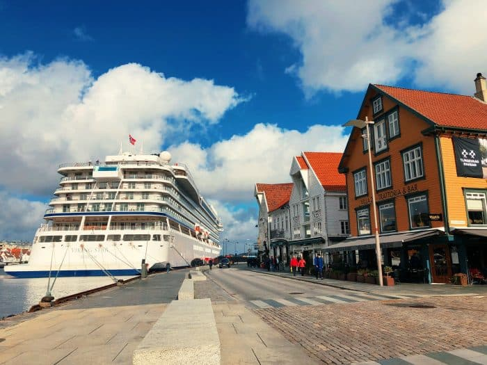 Viking Homelands Ocean Cruise - Viking Star in Denmark