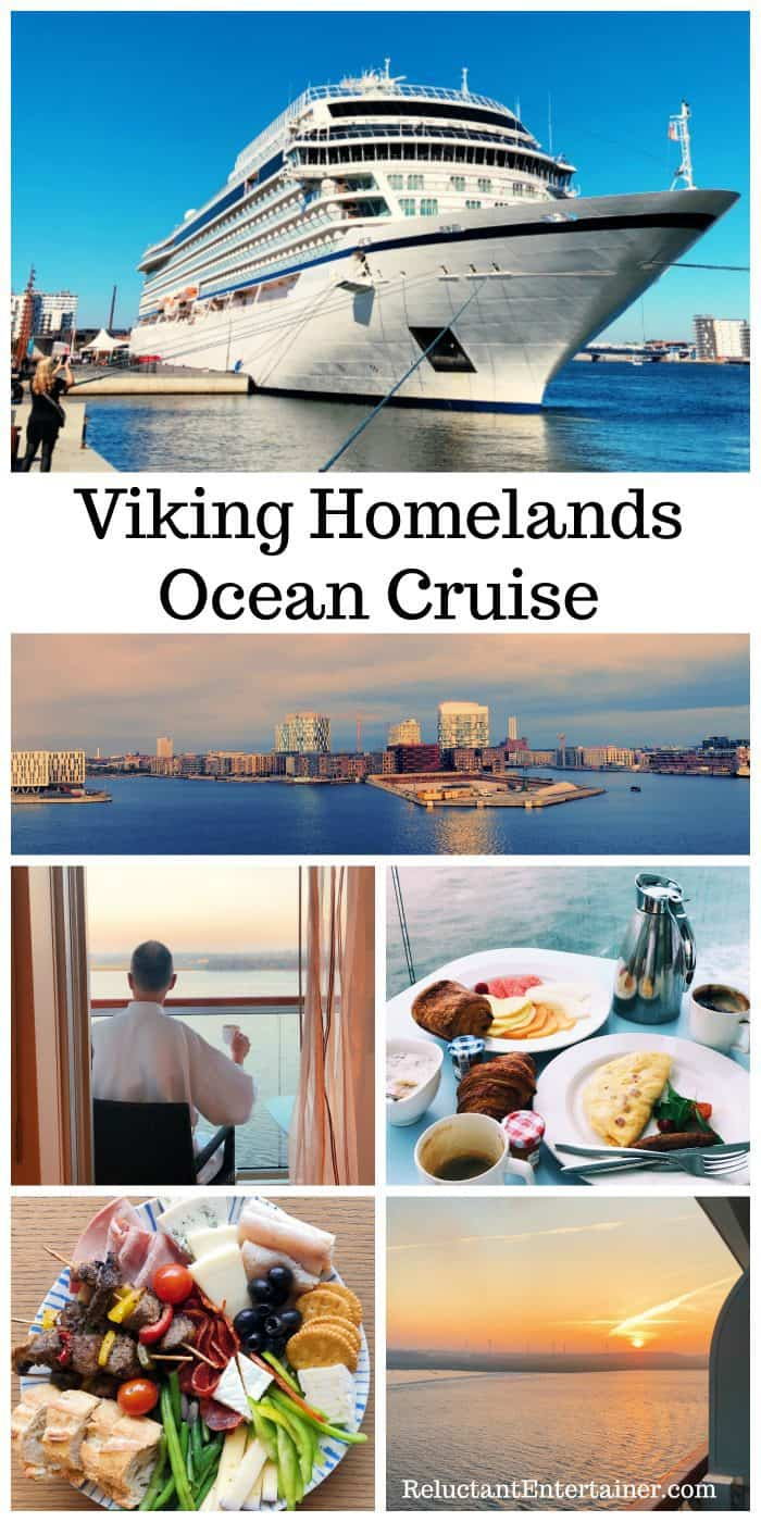 Viking Homelands Ocean Cruise Recap