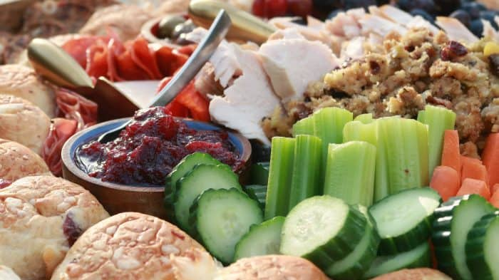 Easy Leftover Thanksgiving Epic Charcuterie Board