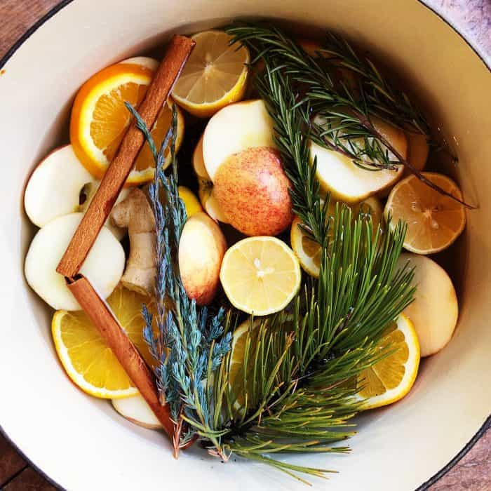 BEST Stove-top Yuletide Potpourri Recipe
