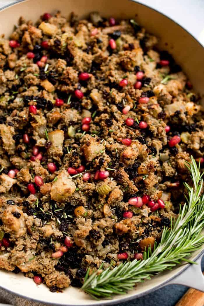 Best Blue Cornbread Asian Pear Sausage Stuffing