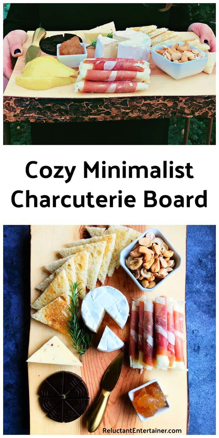 Cozy Minimalist Charcuterie Board Shopping List