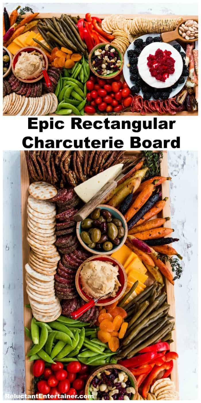 Epic Rectangular Charcuterie Board Recipe