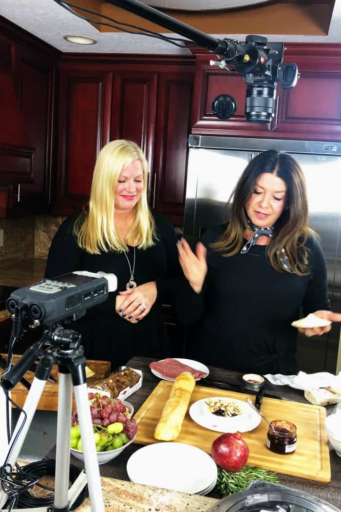 How to Charcuterie with RecipeGirl - You Tube video