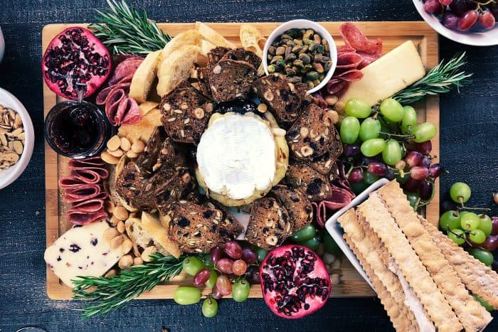 Festive How to Charcuterie with RecipeGirl