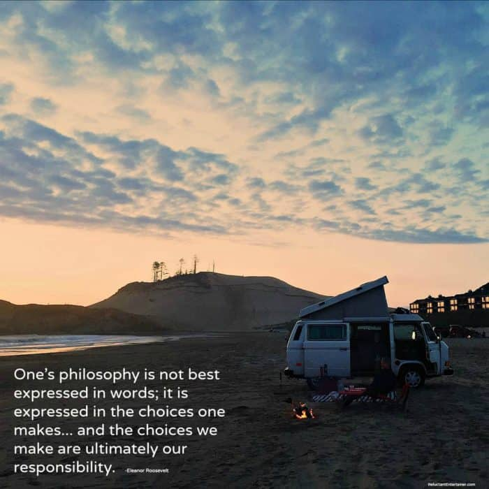 VW Westfalia Philosophy