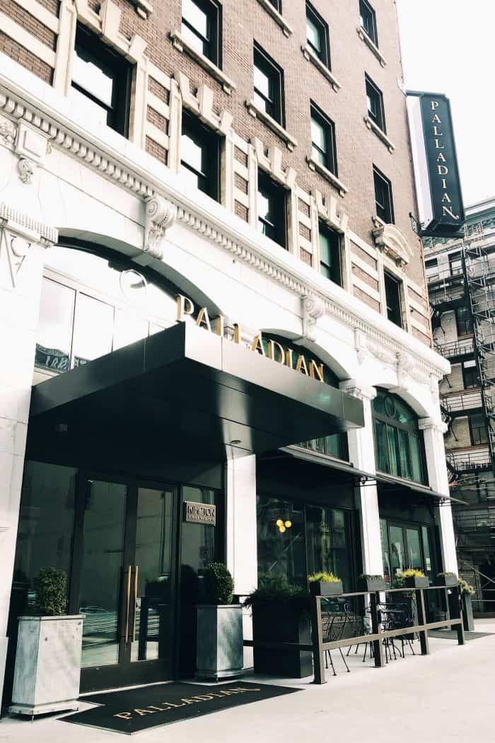 Seattle Kimpton Palladian Hotel