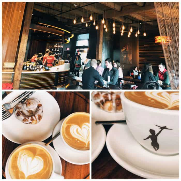 Seattle Kimpton Palladian Hotel - Storyville Coffee