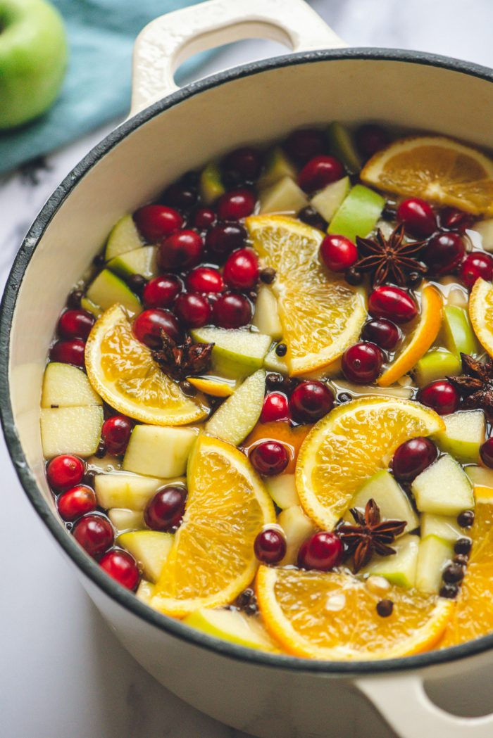 Mulled Apple Cider Recipe