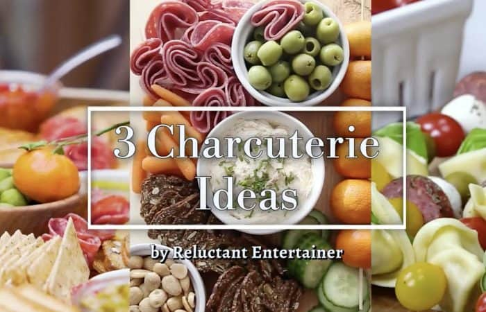 3 Charcuterie Ideas for Hosting