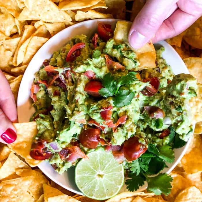 Best BITE Bacon Guacamole Recipe