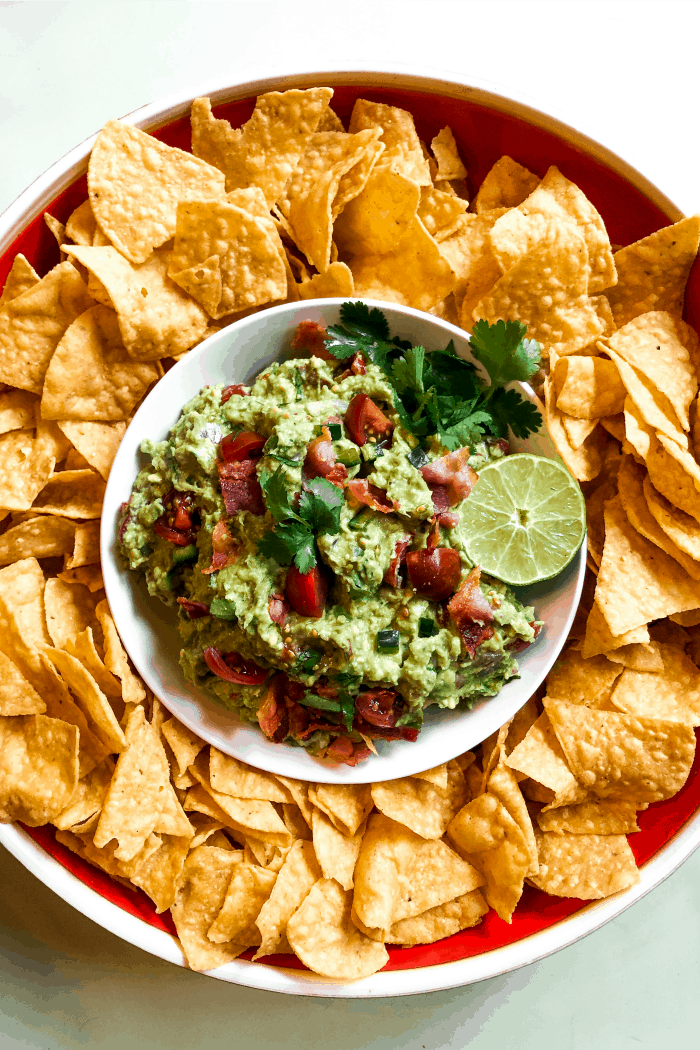 Best Bacon Guacamole Recipe